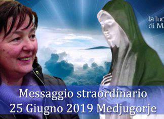 Messaggio Ivanka 25 Giugno 2019