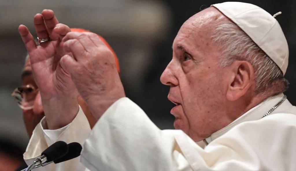papa francesco musica sacra