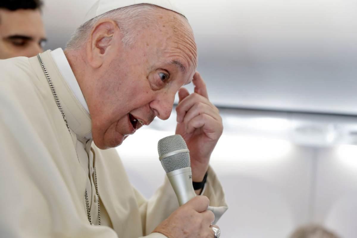 """Papa Francesco: """"Si è cristiani per servire"""""""