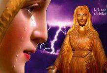Profezie Madonna lacrime
