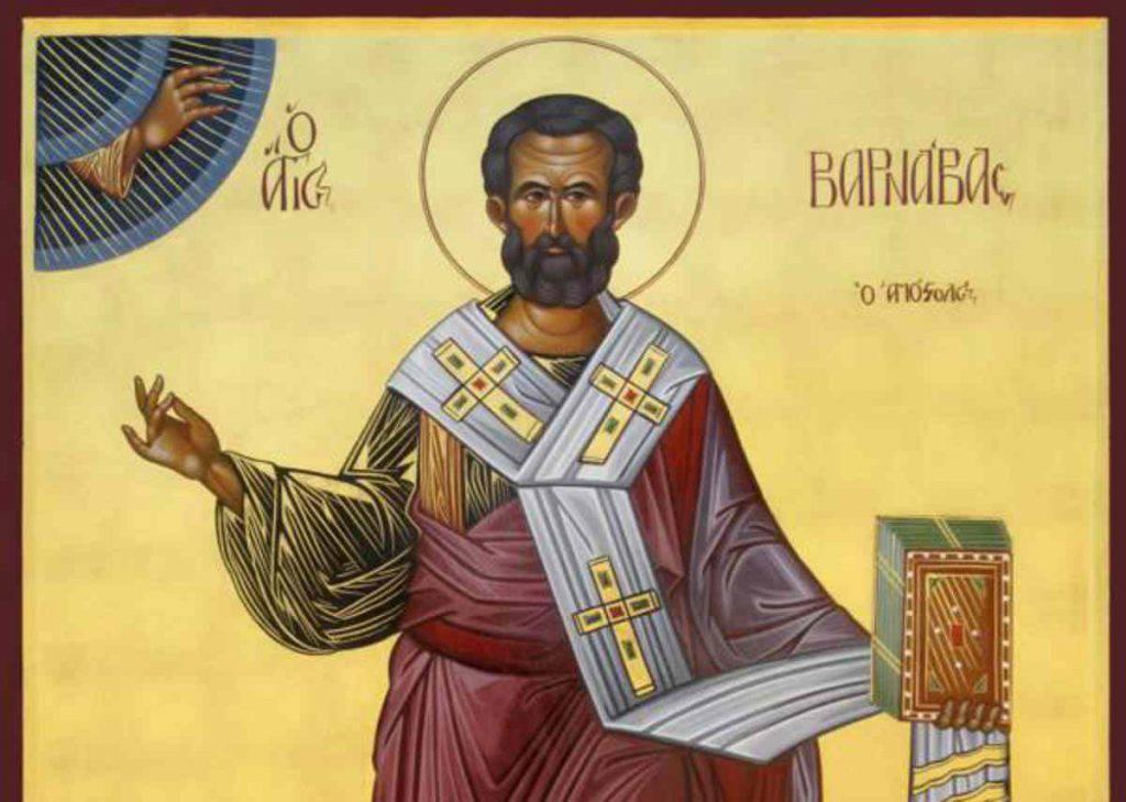 San Barnaba Apostolo