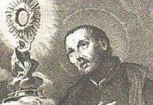 San Francesco Caracciolo sacerdote