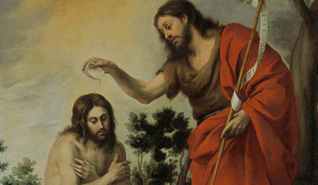 San Giovanni Battista profeta