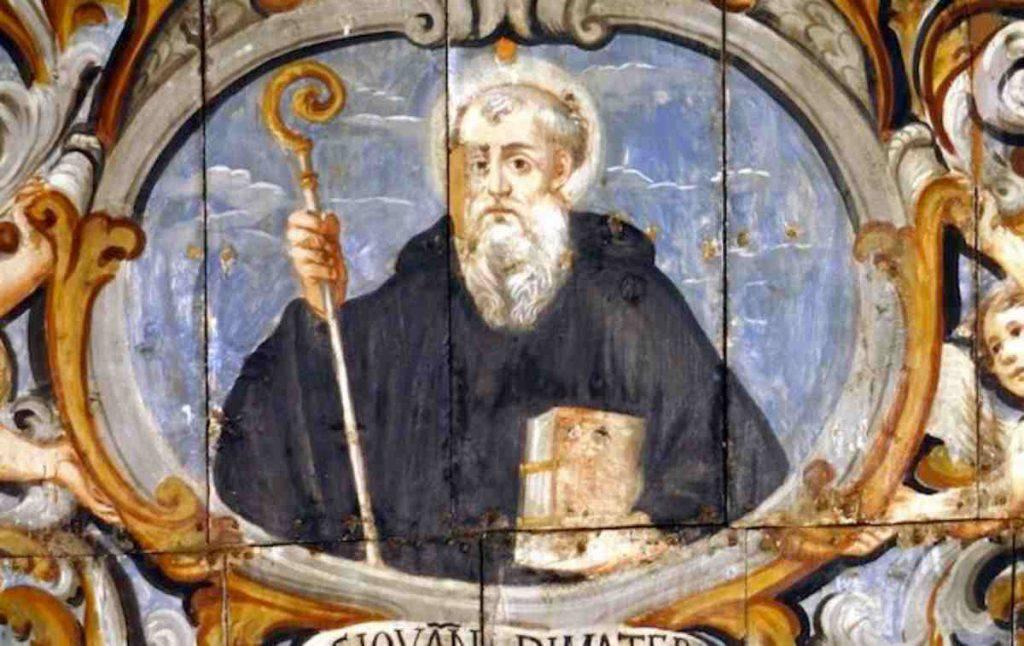 San Giovanni da Matera monaco