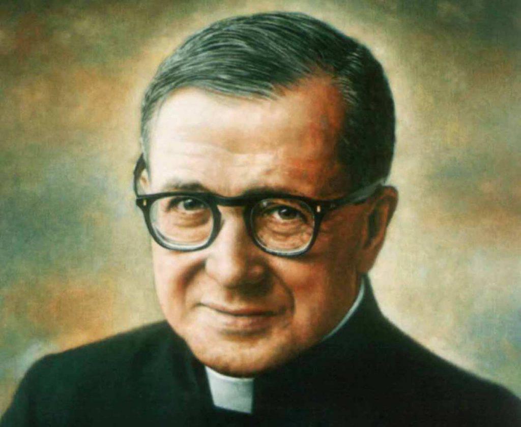 San Josemaria Escrivá sacerdote