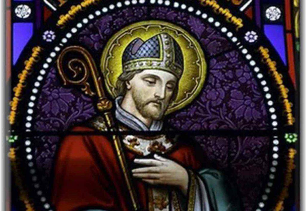 San Landerico vescovo