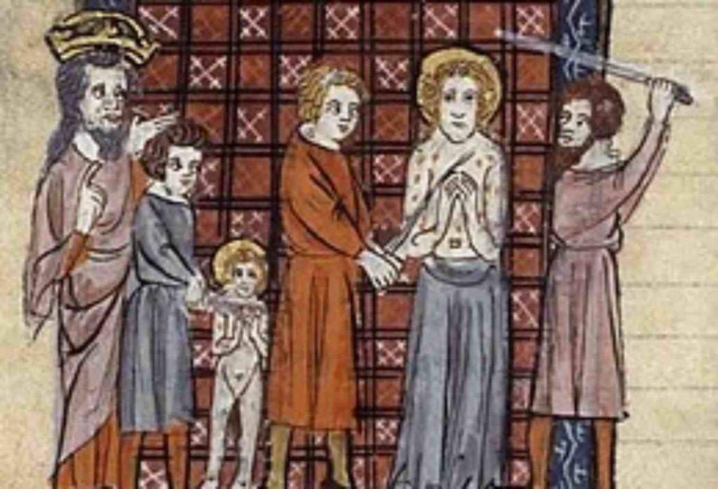 San Quirico martire
