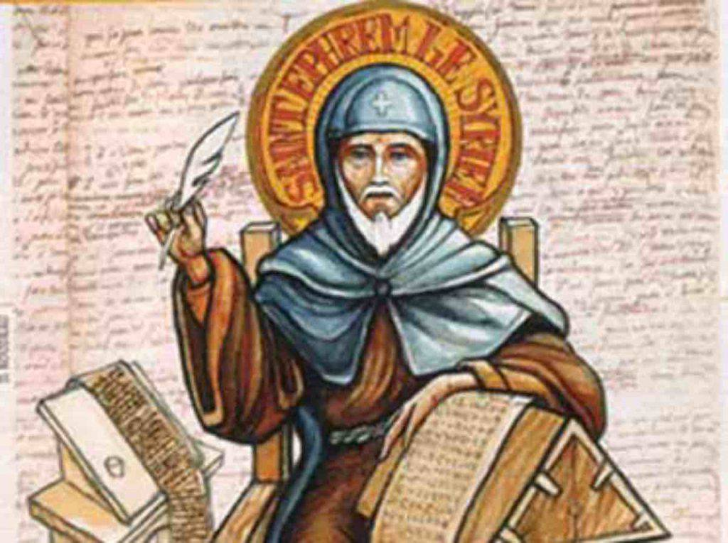 Sant'Efrem diacono