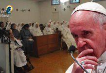 Vaticano papa Francesco ordine monastico