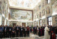 photo web source LA STAMPA: papa cappellani