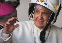 papa francesco camerino