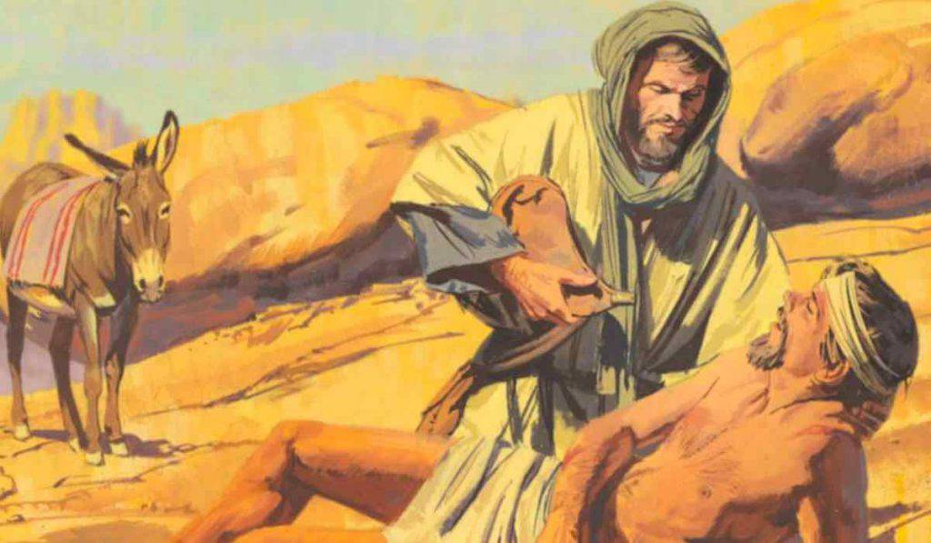 Vangelo Buon Samaritano