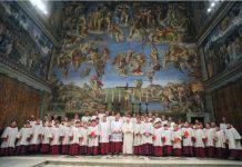 Cappella Sistina, indagine reati finanziari_ lascia il direttore del coro
