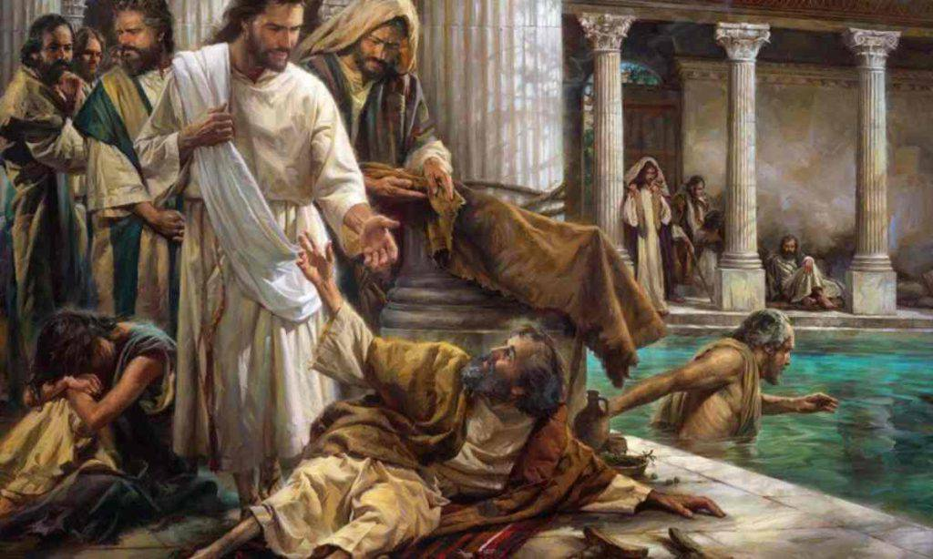 Gesù ci insegna che ciò che conta è l'amore