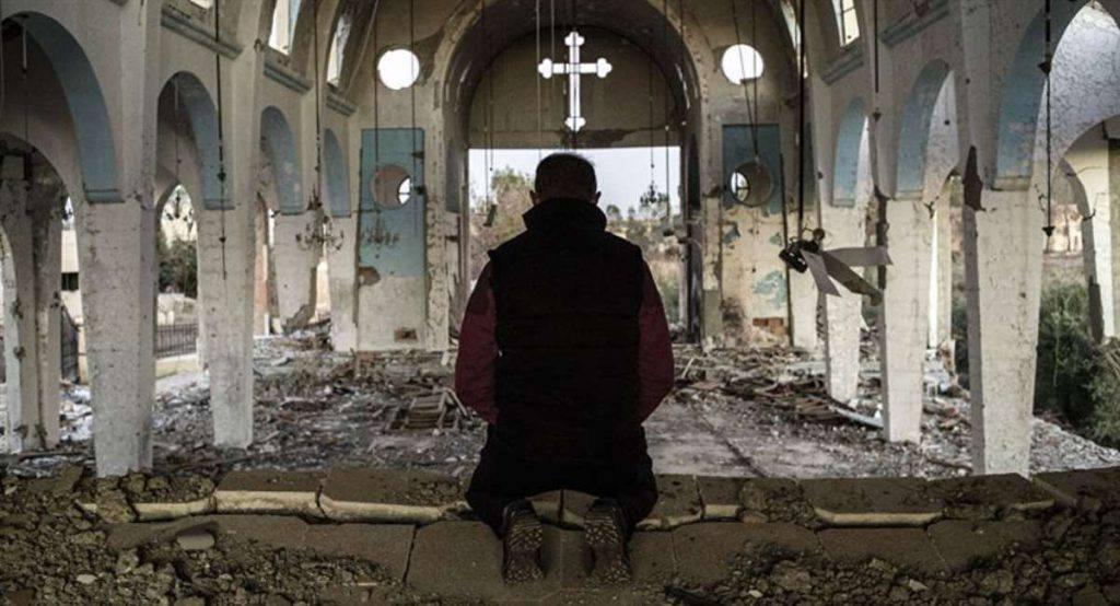 I cristiani sono i religiosi più perseguitati