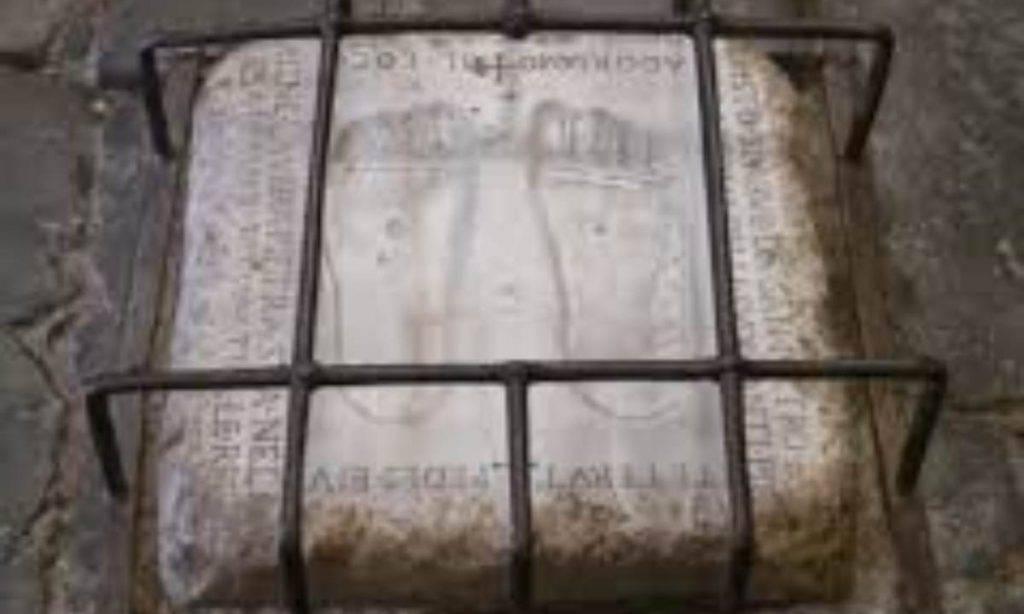 Impronte di Gesù
