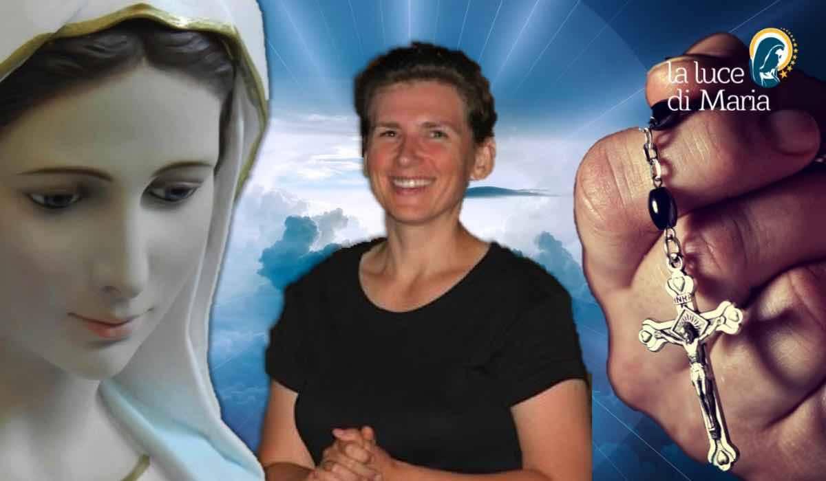 Medjugorje Jelena Rosario