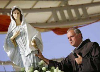 Medjugorje padre Jozo - Madonna