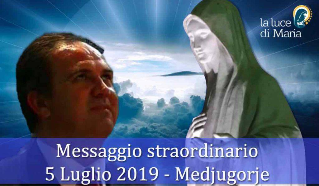 Medjugorje Messaggio 5 Luglio Ivan