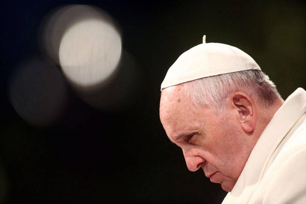 papa francesco preghiera india