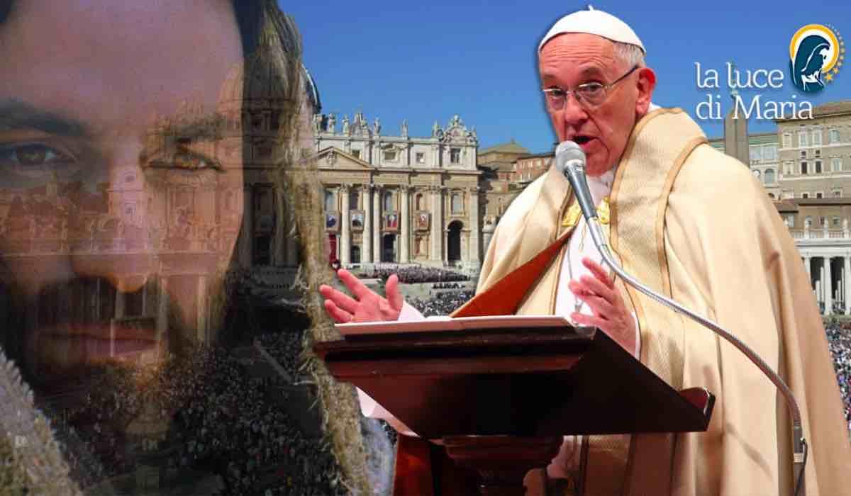 Il papa smorza le polemiche della Cei:
