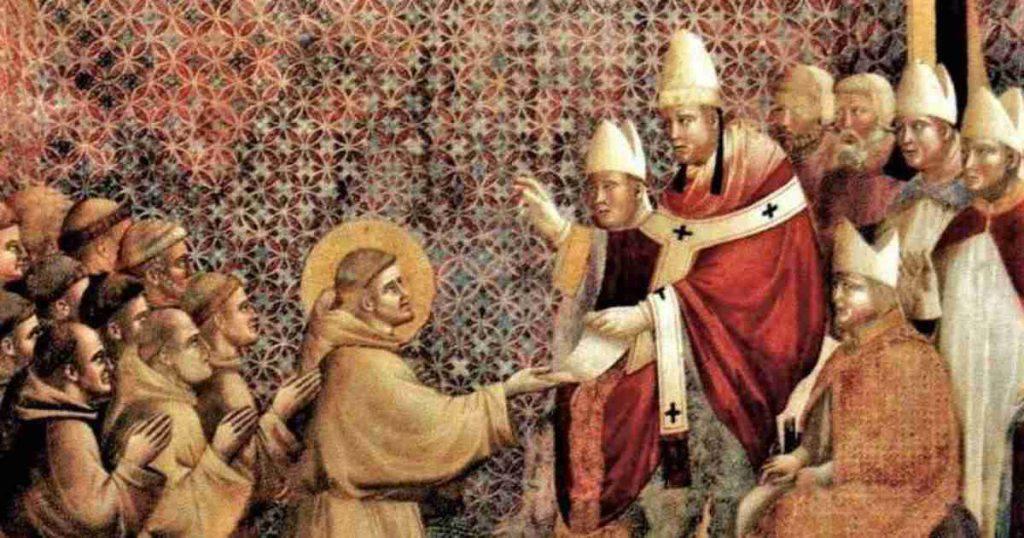 Perdono di Assisi Onorio III