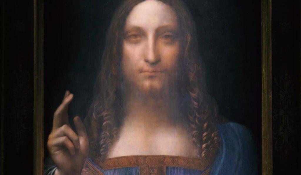 Salvator Mundi Leonardo