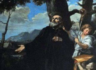 San Giovanni Gualberto monaco