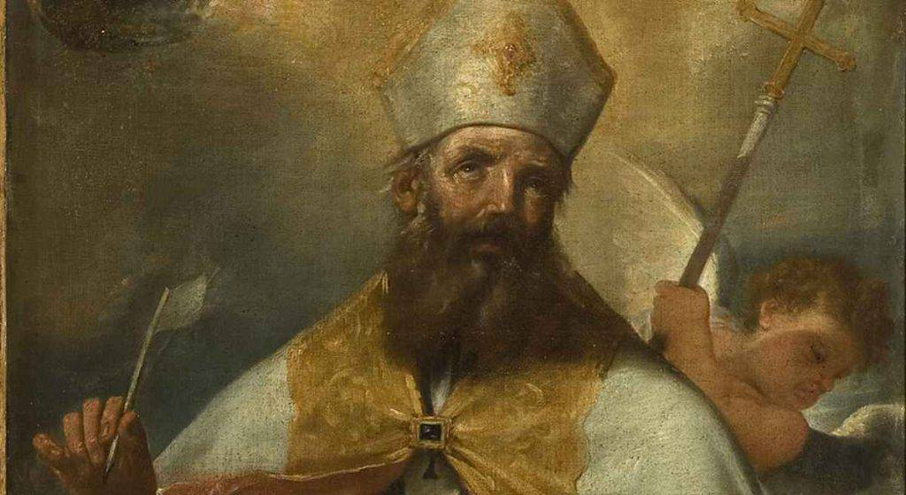 San Pietro Crisologo vescovo