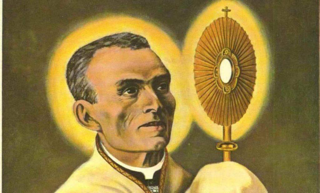 San Pietro Giuliano Eymard sacerdote