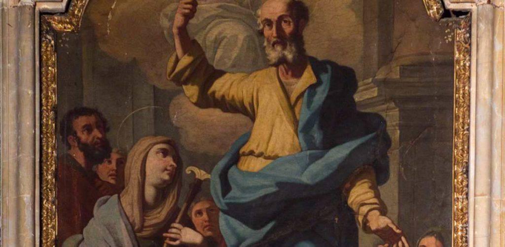 Sant'Aspreno vescovo