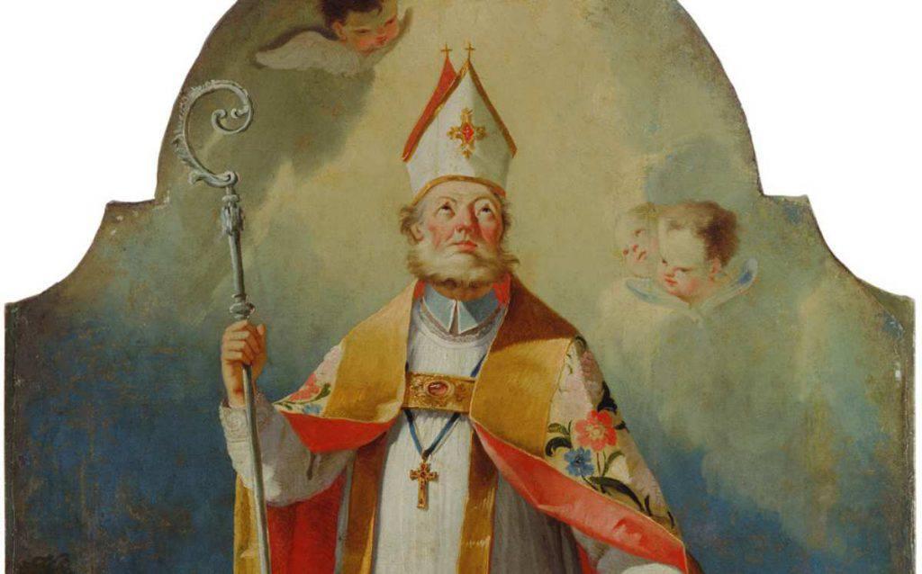 Sant'Ulrico vescovo