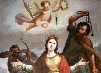 Santa Cristina di Bolsena martire