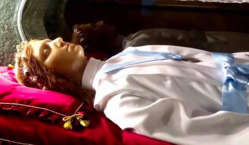 Santa Maria Goretti reliquia