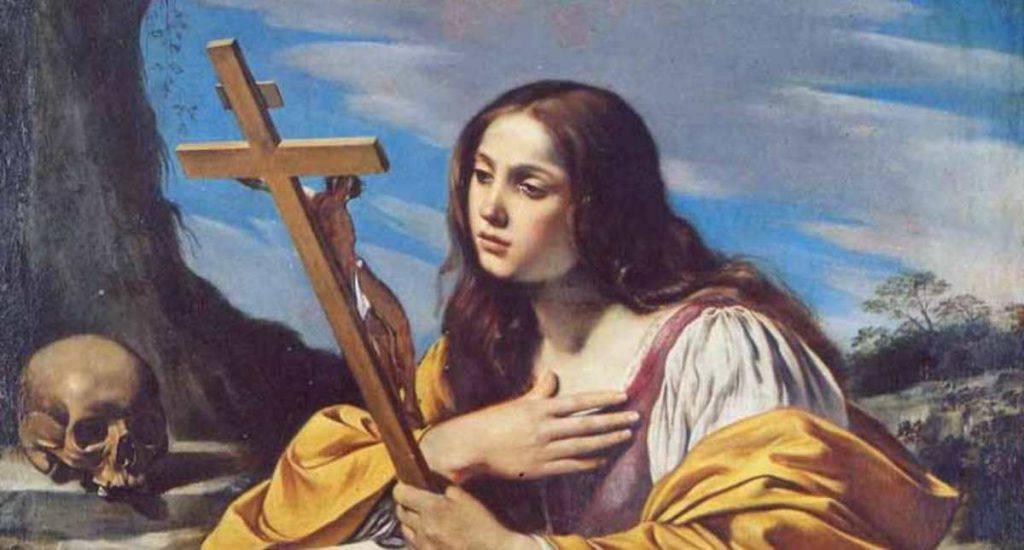 Santa Maria Maddalena discepola