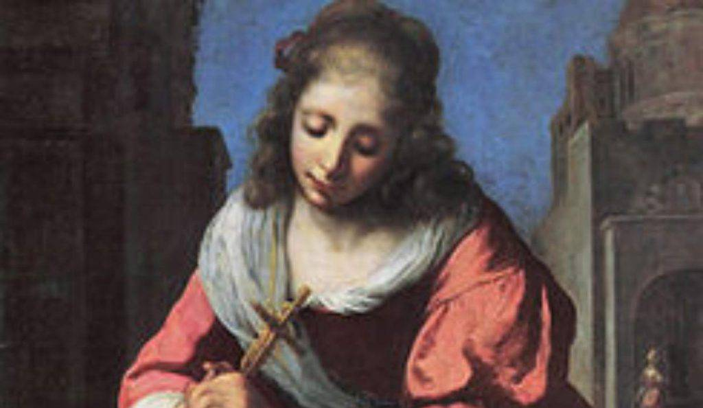 Santa Prassede martire