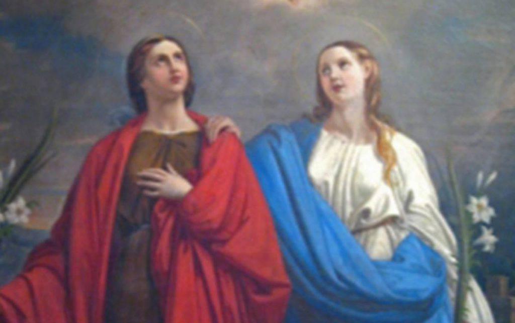 Sante Rufina e Seconda martiri