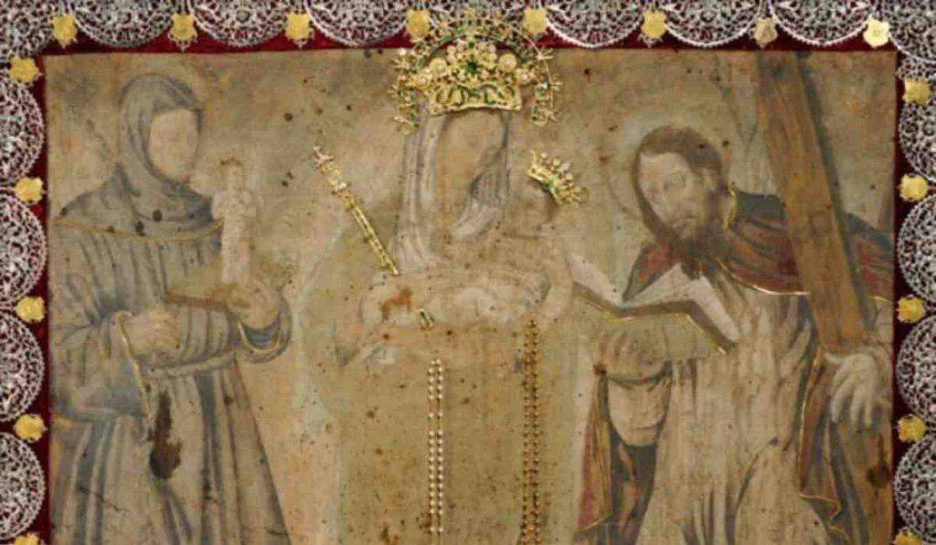 Vergine di Chinquinquirà