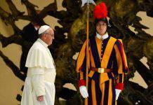 guardia svizzera difesa papa