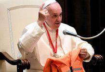 papa francesco accoglienza