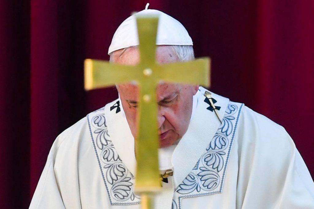 papa francesco ponte morandi