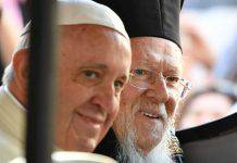 papa francesco chiese orientali