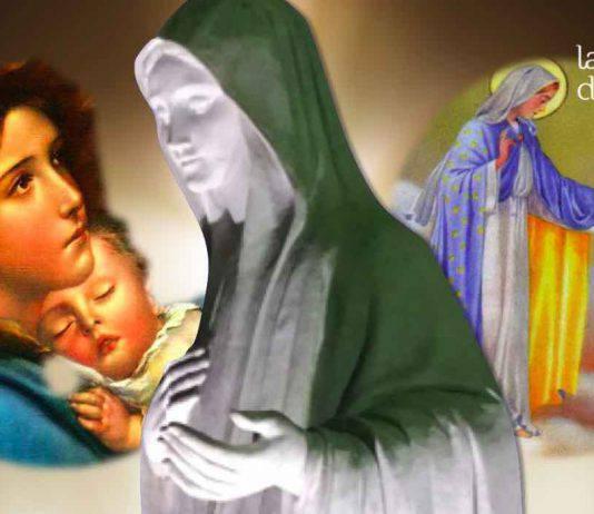Apparizioni della Madonna - Tre Ave Maria