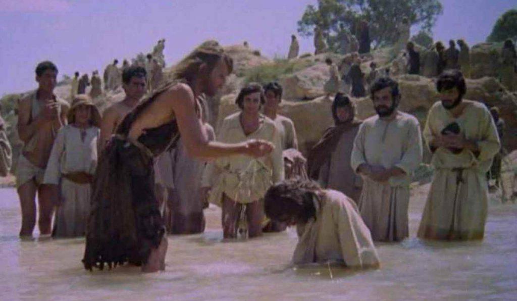 vangelo Battesimo - cristianesimo