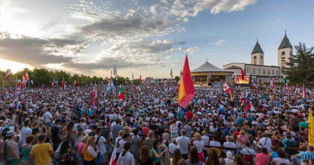 Medjugorje, com'è nato il festival dei giovani