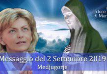 Medjugorje messaggio 2 settembre