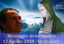 Messaggio 12 Agosto Ivan