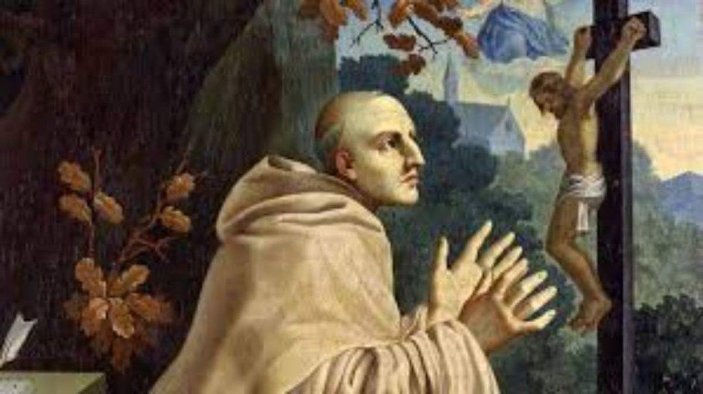San Bernardo di Chiaravalle abate