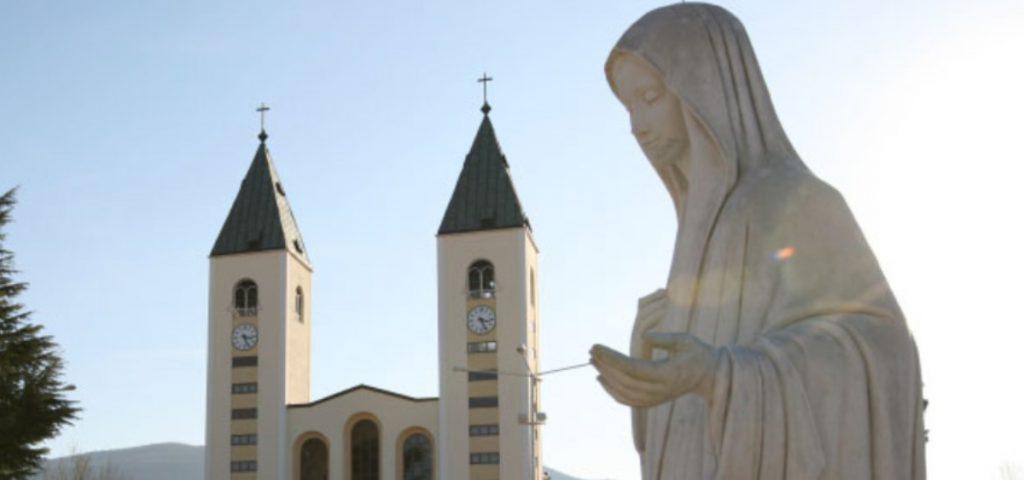 San Giacomo chiesa di Medjugorje