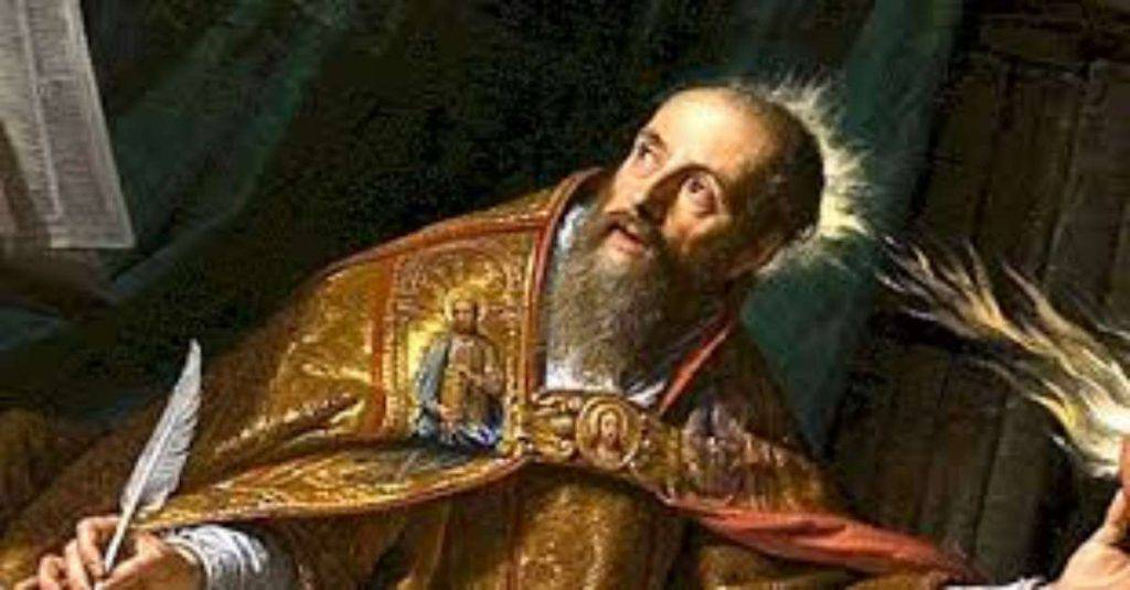 Sant'Agostino teologo